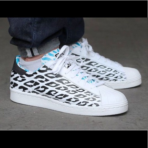 NWOB Adidas Superstar 80s Leo Messi Sz 11.5 Shoes